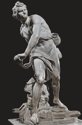 Берніні, Давид (мармур)