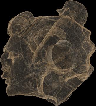 Sculptures head