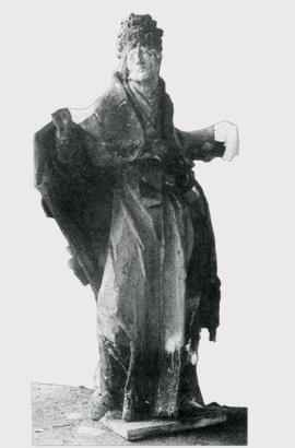 Пінзель, Св. Григорій(дерево)