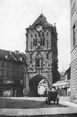 Прага, міська брама
