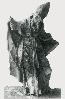 Пінзель, Св. Амвросій(дерево)