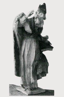 Пінзель, Св. Ієронім (дерево)